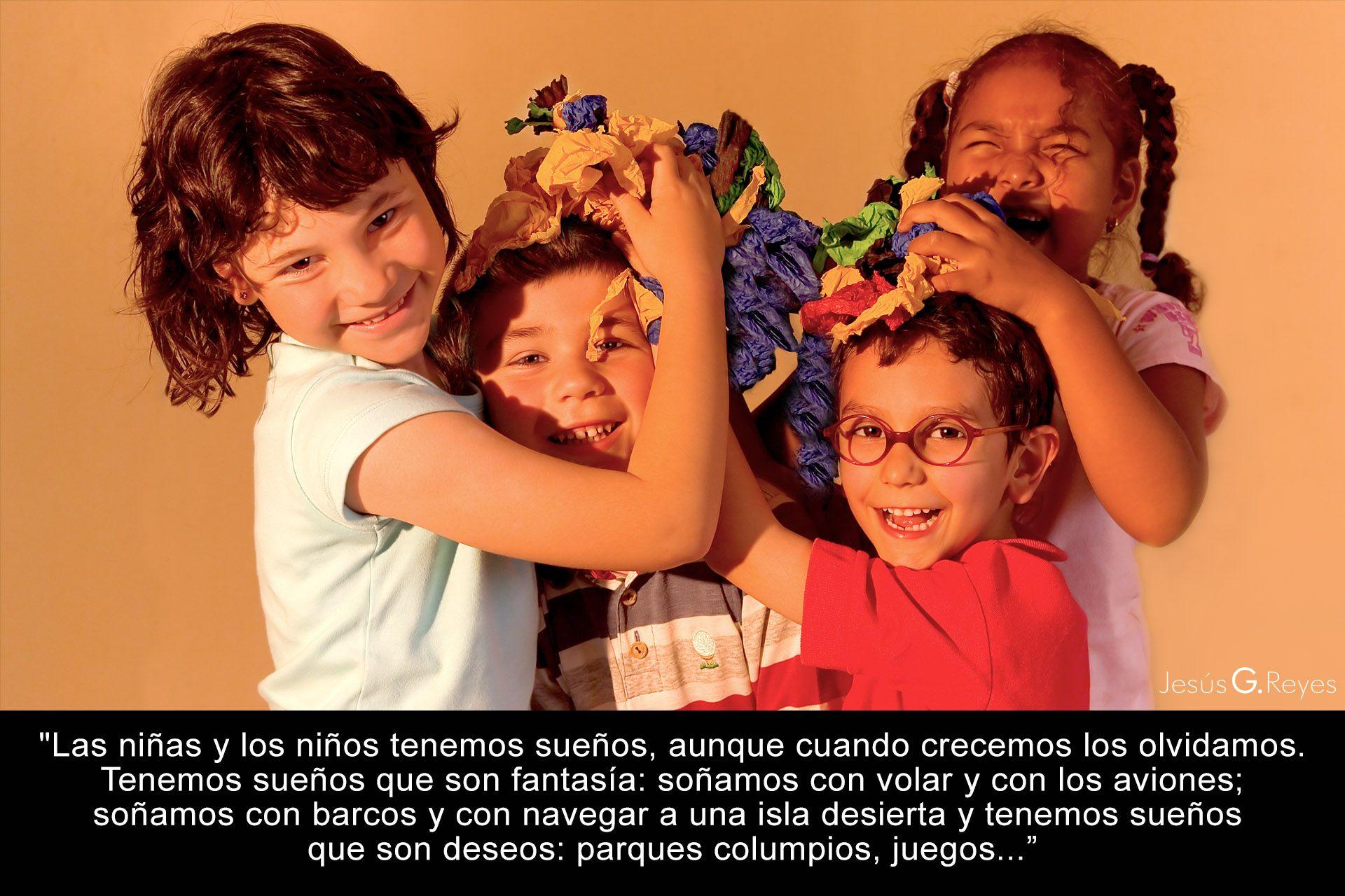 Colectivo infancia. San Fernando de Henares