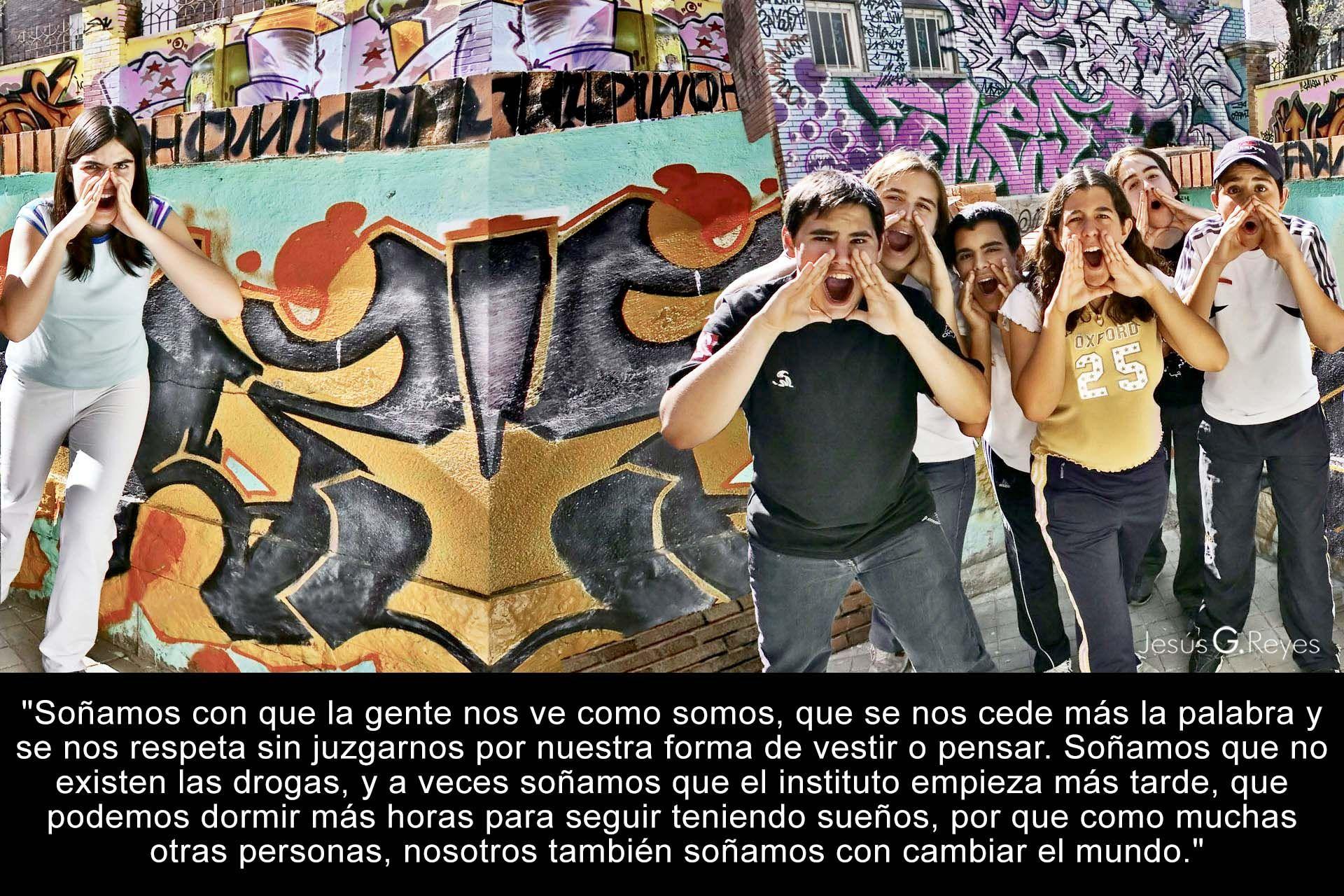 Colectivo jóvenes. San Fernando de Henares