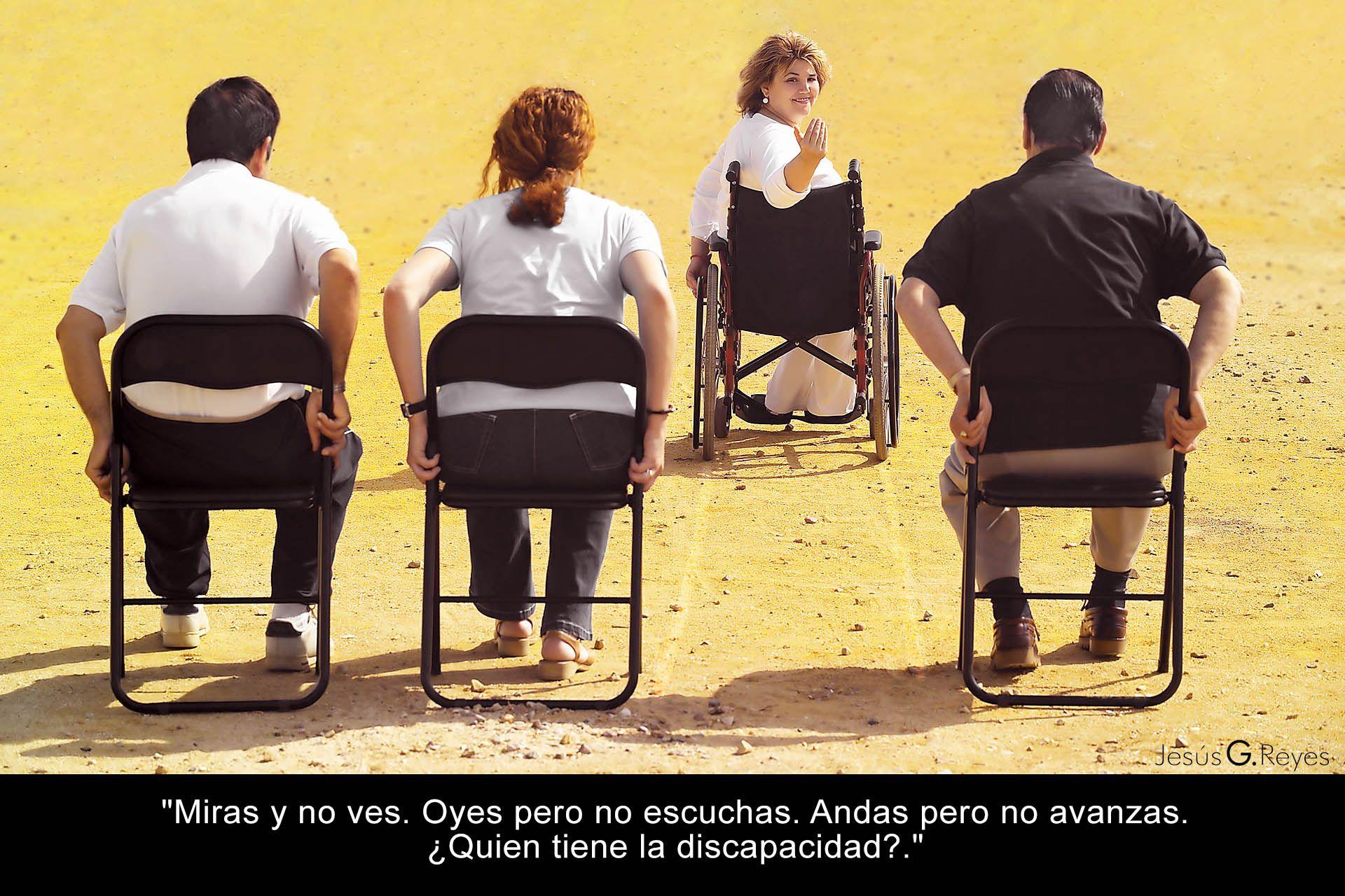 Colectivo personas con discapacidad. Coslada