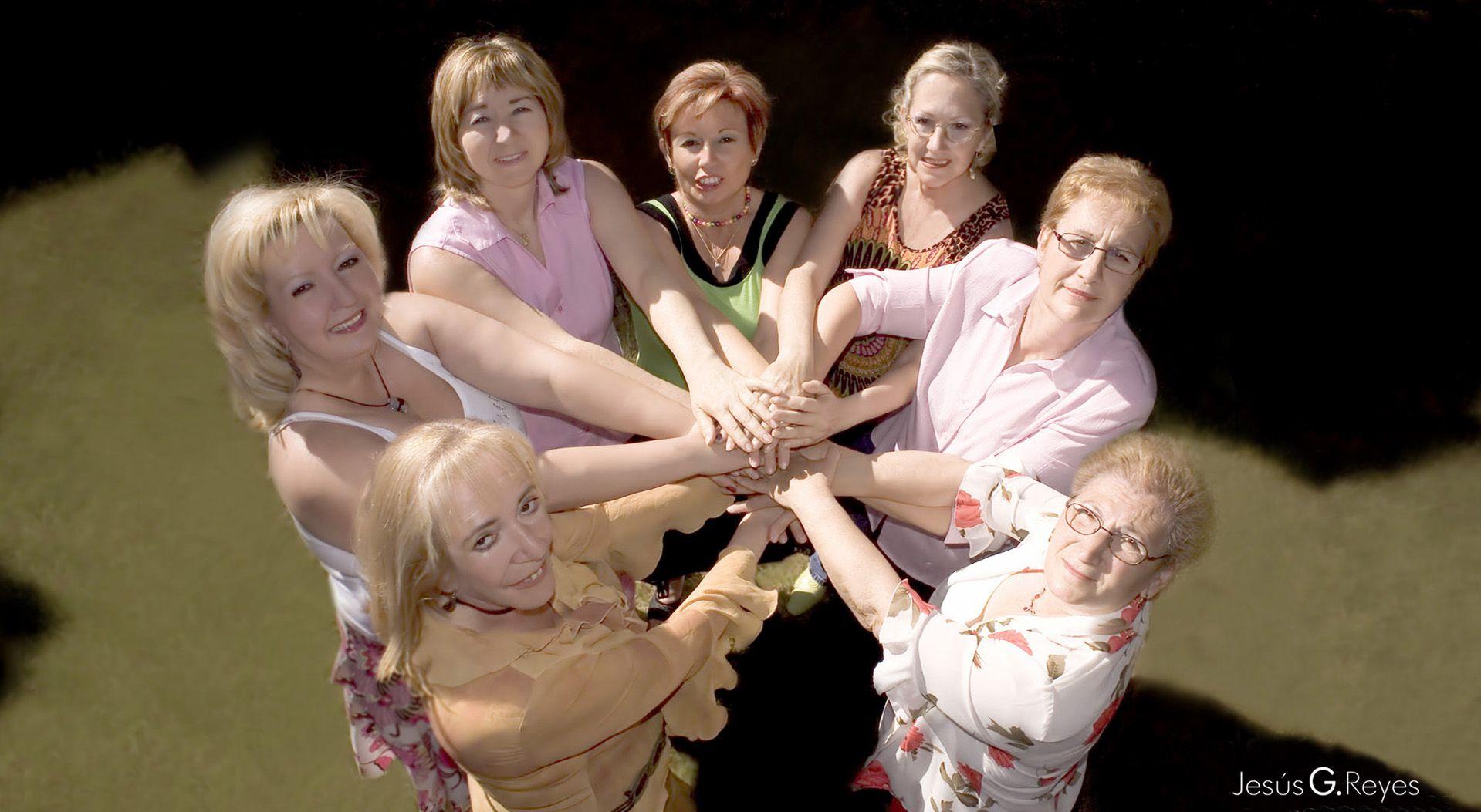 Colectivo Mujeres Montserrat Roig. San Fernando de Henares