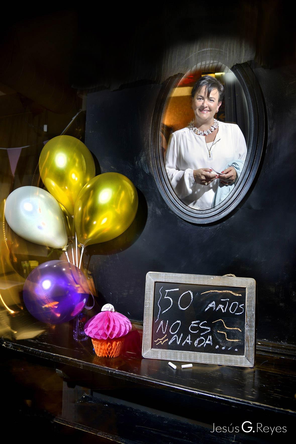 50 Birthday celebration