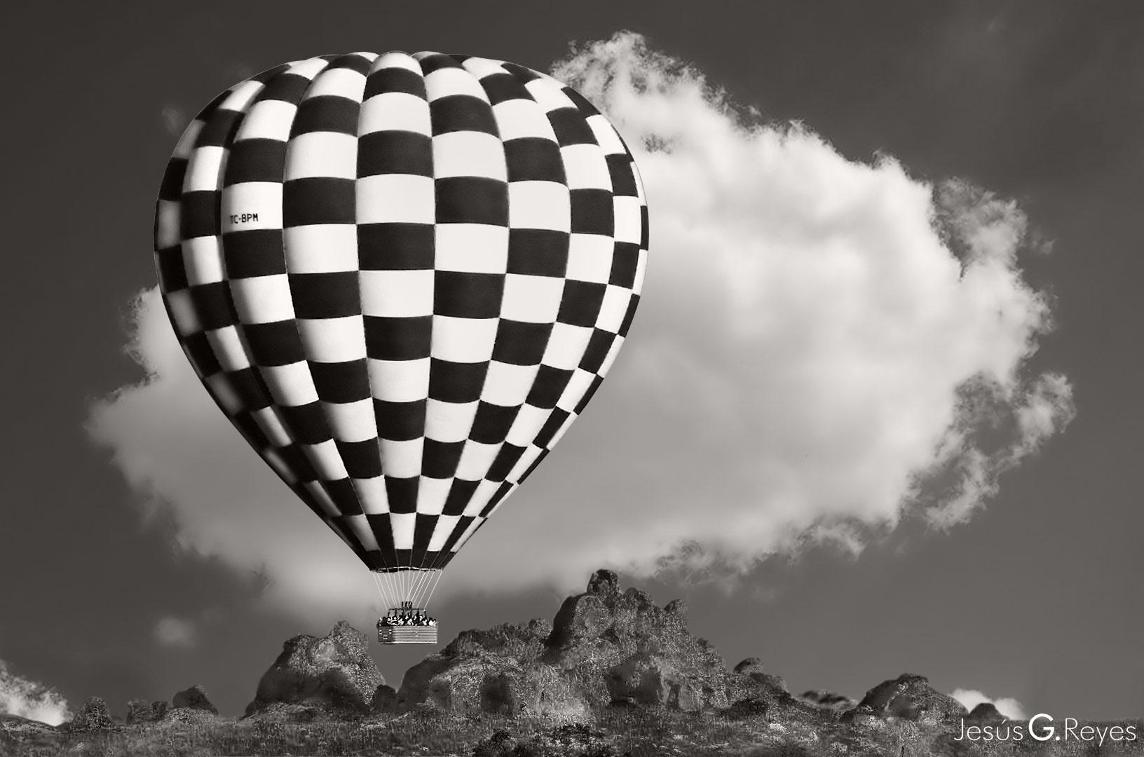 Balloon flight. Cappadocia