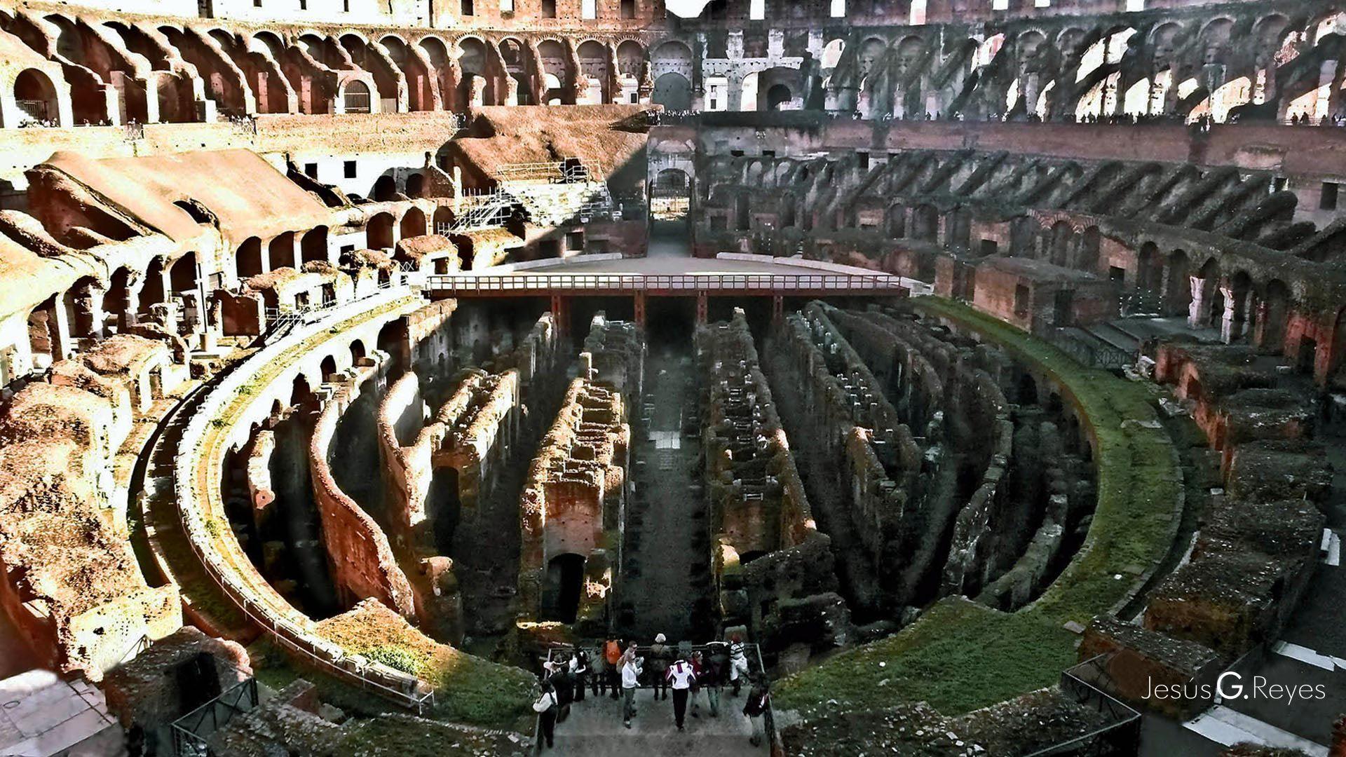 Coliseum. Roma