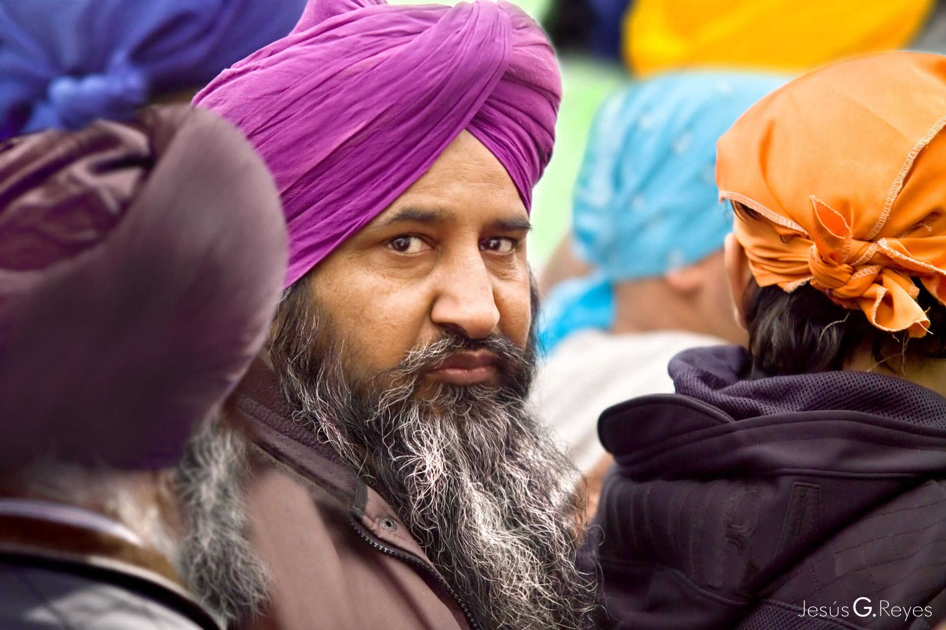 Sikh Comunity. London