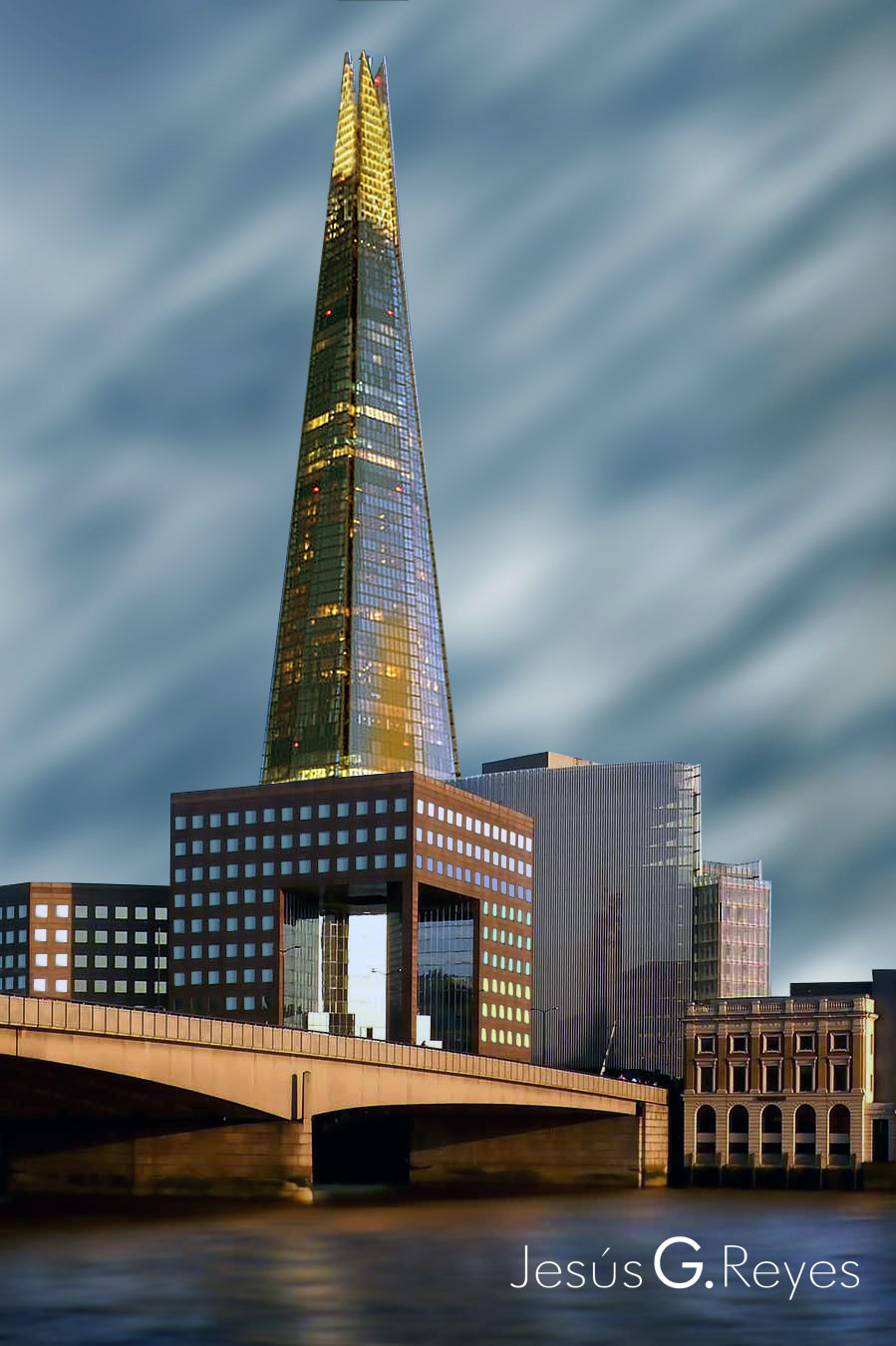 The Shard. Londres