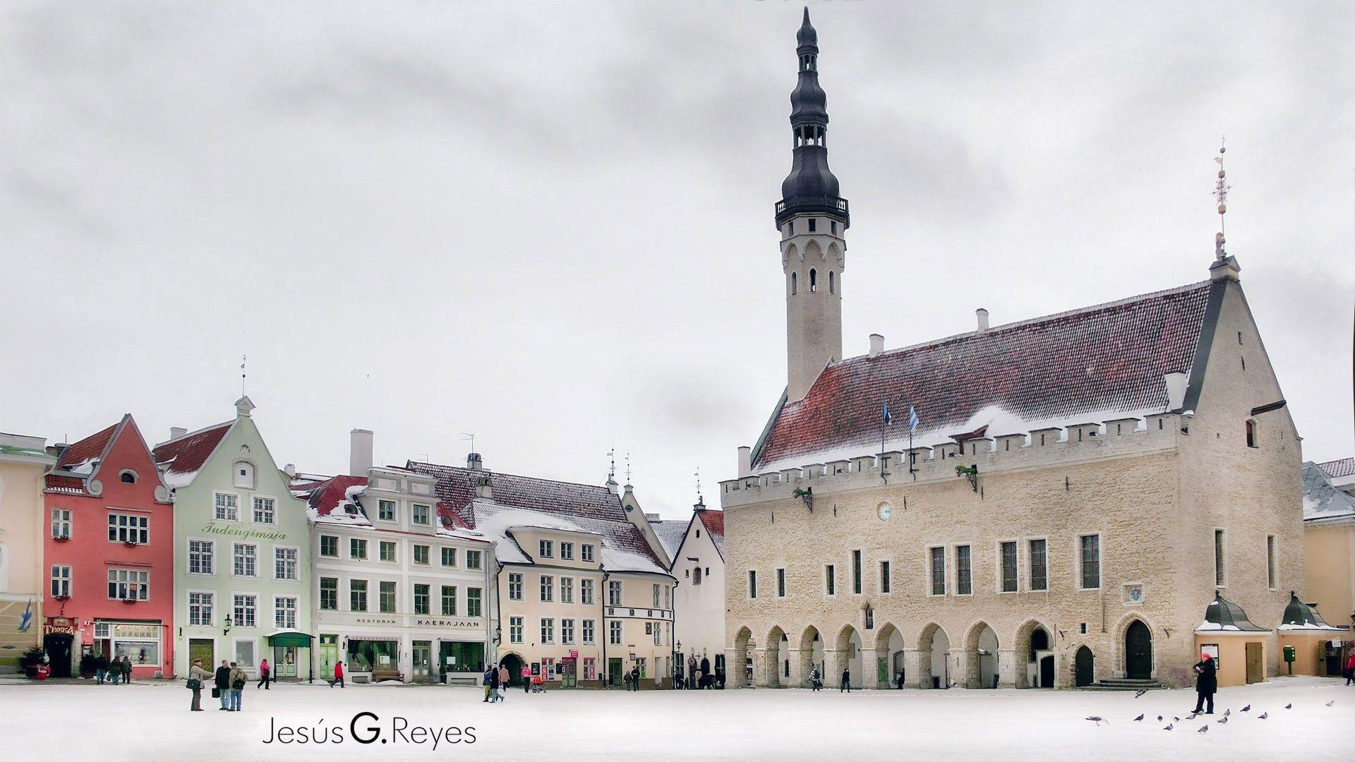 Tallín. Estonia